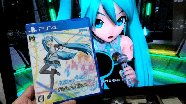 初音ミクProject DIVA Future Tone DX
